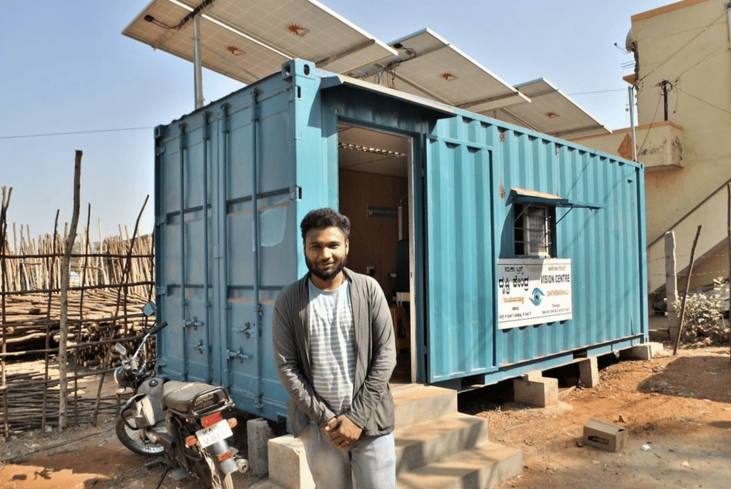 Karuna Trust in India have won the Ashden Award for Energy and Health