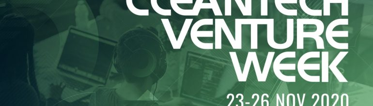 Press Release: Final companies shortlisted to pitch at Cleantech Venture Week